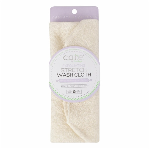 Cleanlogic - Wash Cloth Exfltng Strtch - 1 Each - 1 CT Perspective: front