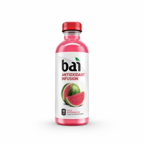 Bai Kula Watermelon Antioxidant Infused Beverage Perspective: front