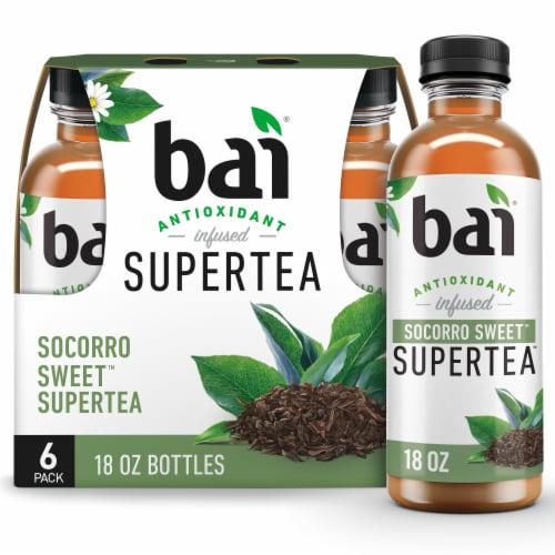 Bai Supertea Socorro Sweet Tea Perspective: front