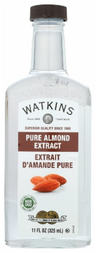 Watkins Pure Almond Extract Perspective: front