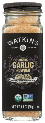 Watkins Organic Garlic Powder Perspective: front