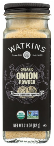 Watkins Organic Onion Powder Perspective: front
