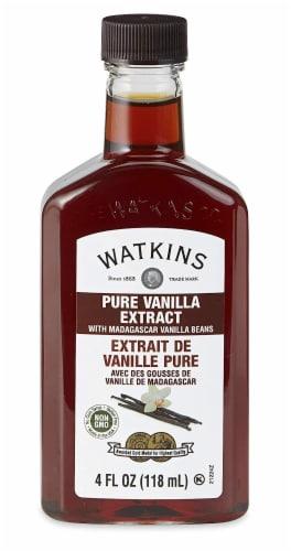 Watkins Pure Vanilla Extract Perspective: front