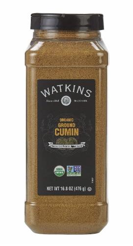 Watkins Organic Ground Cumin Perspective: front