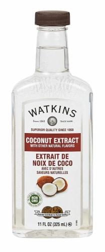 Watkins Coconut Extract Perspective: front