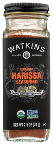 Watkins Organic Harissa Seasoning Perspective: front