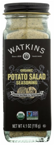 Watkins Organic Potato Salad Seasoning Perspective: front