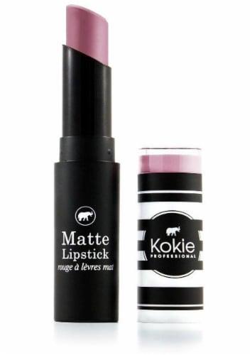 Kokie Professional Rome Matte Lipstick Perspective: front