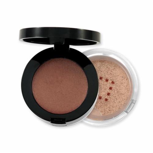 Kokie Professional Beloved Cream Metallic Eyeshadow Perspective: front
