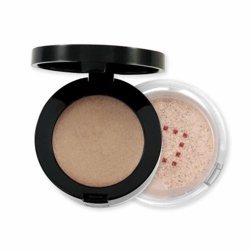 Kokie Professional Eyeshadow Haze Cream Metallic Eyeshadow Perspective: front