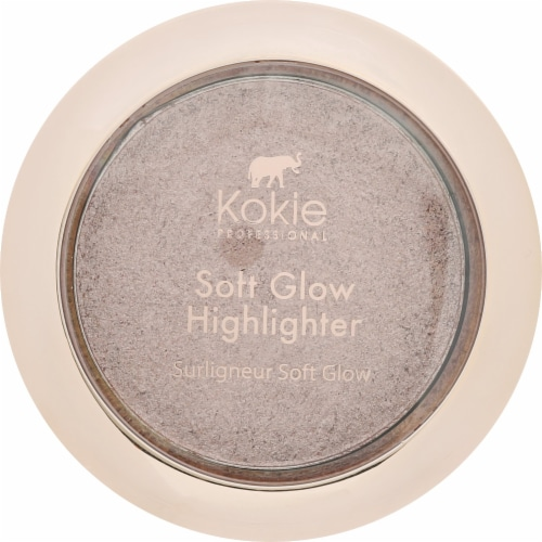 Kokie Professional Rosy Soft Glow Cream Highlighter Perspective: front