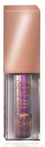 Kokie Super Nova Crystal Fusion Liquid Eyeshadow Perspective: front