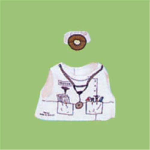 Dexter DEX 201 - Doctor Doll Costume Perspective: front