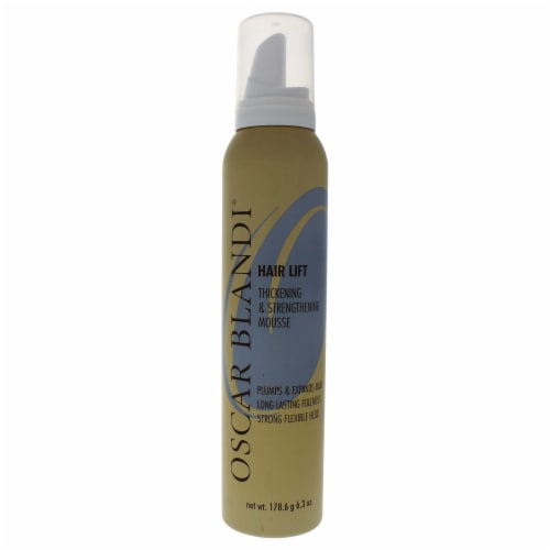 Oscar Blandi Hair Lift Thickening Strengthening Mousse 6.3 oz Perspective: front