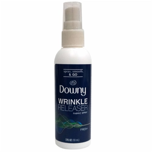 Downy Wrinkle Releaser Fabric Spray Perspective: front