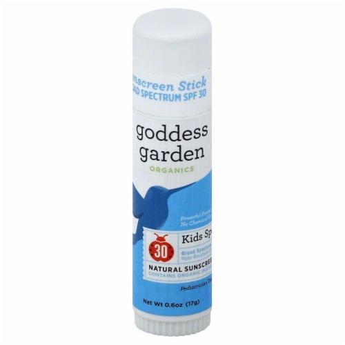 Goddess Garden Organics Kids Sport Stick Perspective: front
