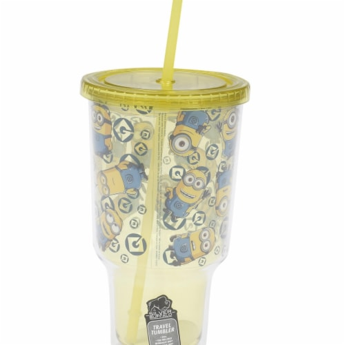 DDI 2335350 Jumbo Minions Tumbler Case of 12 Perspective: front