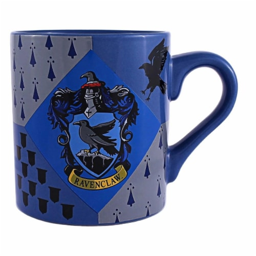 Harry Potter Ravenclaw House Mug Perspective: front