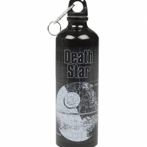 Star Wars 809722 25 oz Death Star Water Bottle Perspective: front
