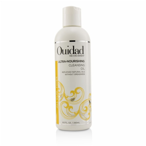 Ultra Nourishing Cleansing Oil Shampoo by Ouidad for Unisex - 8.5 oz Shampoo Perspective: front