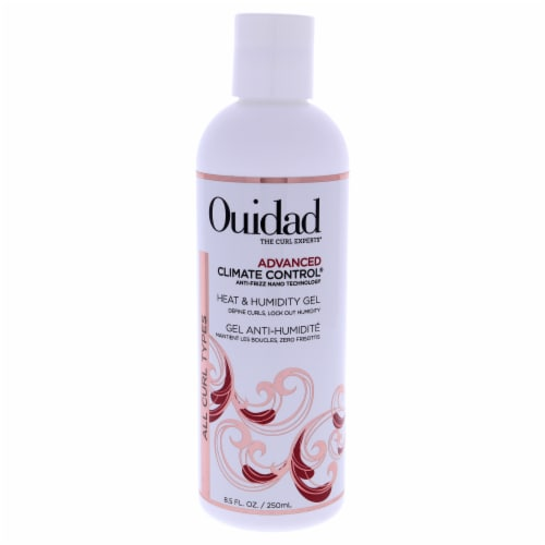Advanced Climate Control Heat and Humidity Gel by Ouidad for Unisex - 8.5 oz Gel Perspective: front