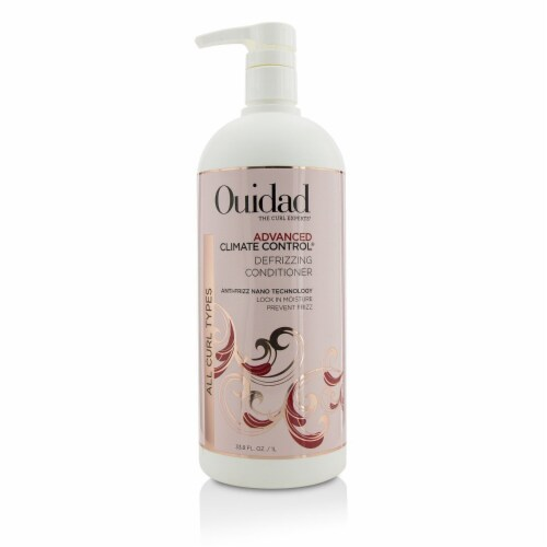 Ouidad Advanced Climate Control Defrizzing Conditioner (All Curl Types) 1000ml/33.8oz Perspective: front