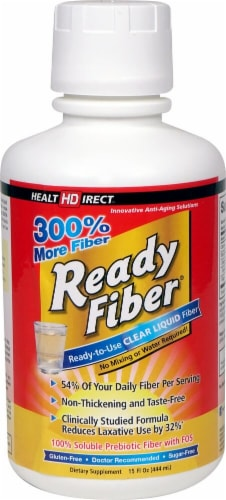Health Direct  Ready Fiber® Perspective: front