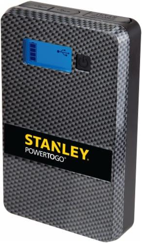 Stanley® PowerToGo Lithium Jump Starter Portable Power Bank Perspective: front