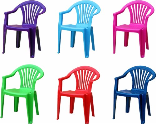 GOSSI Incorporated Kids' Patio Chair - Assorted Perspective: front