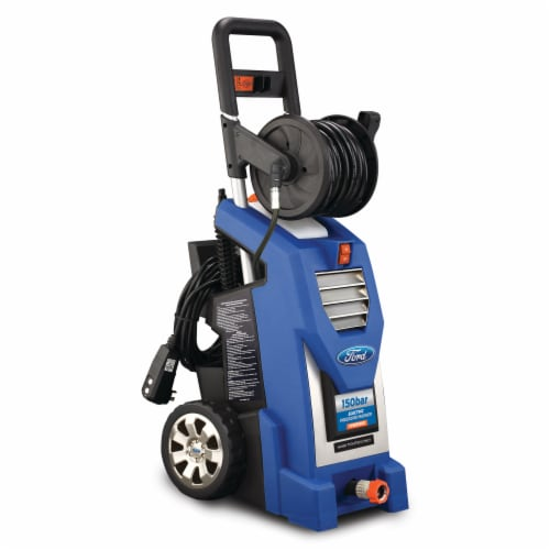 Ford Electric Pressure Washer with Soap Tank Perspective: front