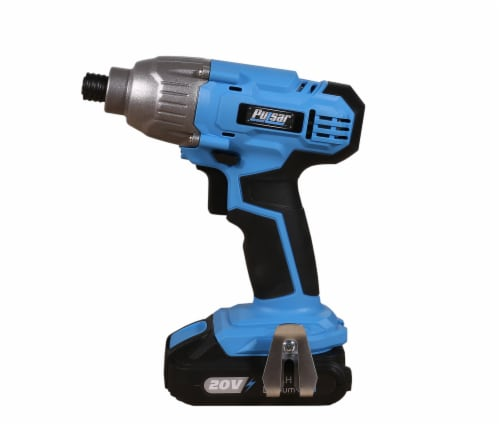 Pulsar 20V Cordless Impact Driver Perspective: front