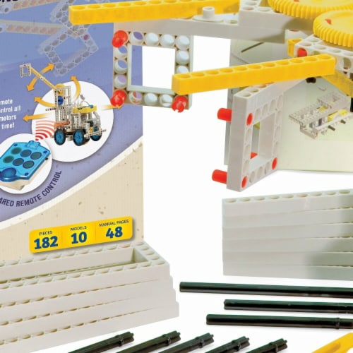 Thames & Kosmos Remote-Control Machines Perspective: front