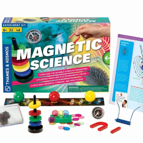 Thames & Kosmos Magnetic Science Perspective: front