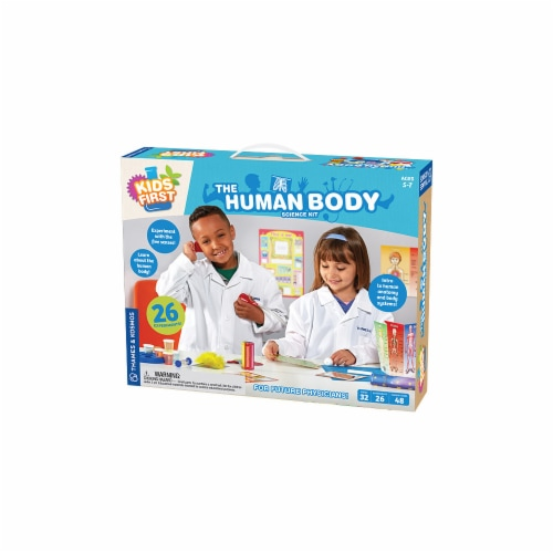 Thames & Kosmos Science Kit - The Human Body Perspective: front