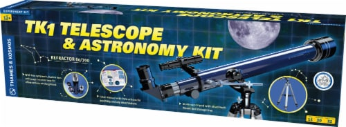 Thames & Kosmos TK1 Telescope & Astronomy Kit Perspective: front