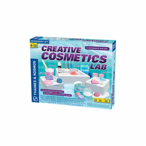 Thames & Kosmos Experiment Kit - Creative Cosmetics Lab Perspective: front