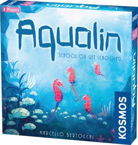 Thames & Kosmos Aqualin Board Game Perspective: front