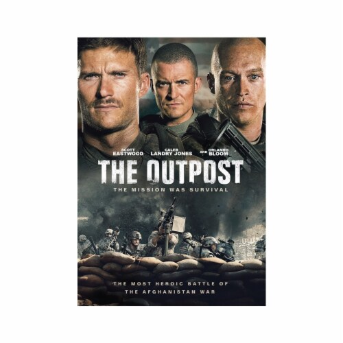 Outpost (DVD) Perspective: front