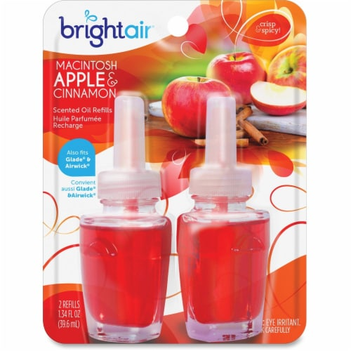 Bright Air  Air Freshener Refill 900255 Perspective: front