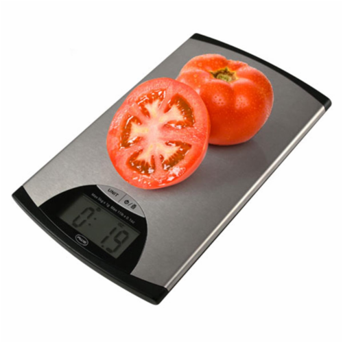 Amw Edge Kitchen Scale 11 Lb X 0.1Oz Perspective: front