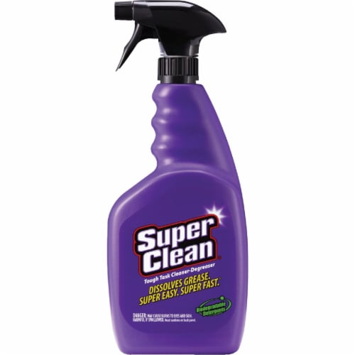 SuperClean Tough Task Cleaner Degreaser Perspective: front