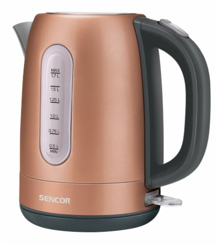 Sencor Stainless Electric Kettle - Gold Perspective: front