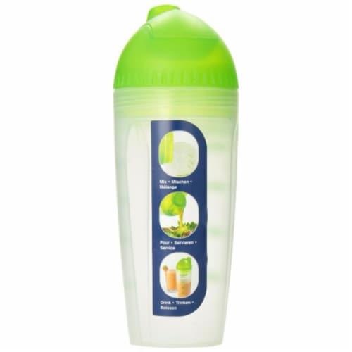 Contigo Autoclose Shake & Go Mixer Travel Bottle - 16 oz Perspective: front
