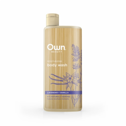 Own Beauty Lavender Vanilla Body Wash Perspective: front
