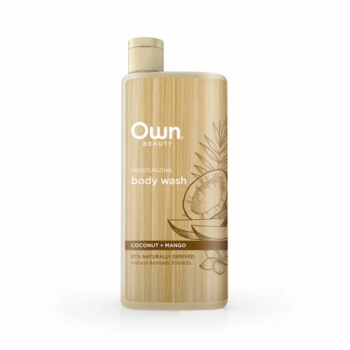 Own Coconut Mango Body Wash Perspective: front