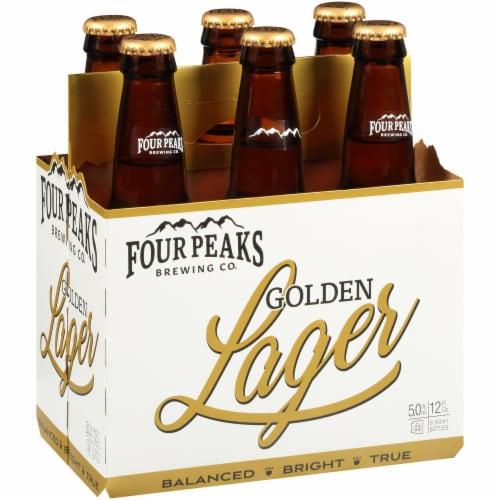 Four Peaks Golden Lager Perspective: front