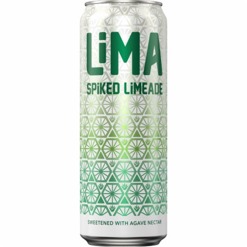 Four Peaks Brewing Lima Spiked Limeade Perspective: front