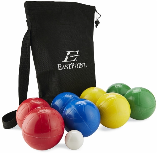 EastPoint Bocce Ball Set Perspective: front