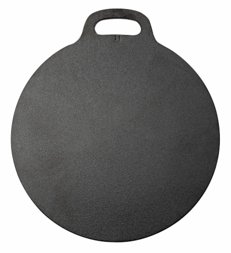 Victoria Cast Iron Tawa Perspective: front