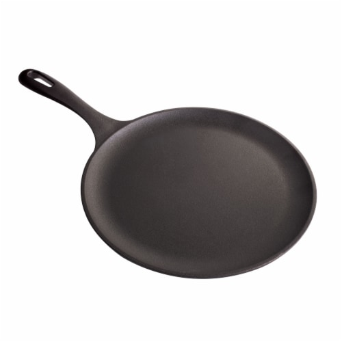 Victoria Cast Iron Comal Perspective: front